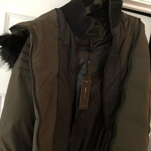 Brand New BCBG winter coat new with tags !